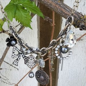 Jewelry - Dangling Charms Necklace